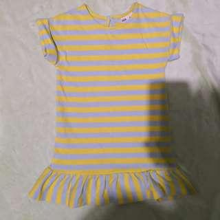 Cotton On Kids Striped Dress