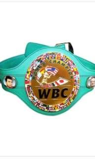 Looking to buy Belts from Boxing , MMA , Muay Thai ......