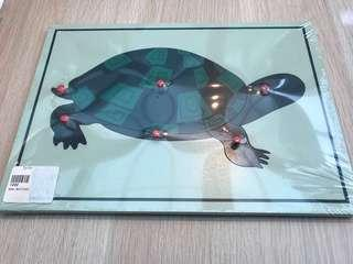 🚚 Turtle Puzzle with Holding Knob