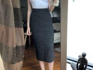 COUNTRY ROAD 100% Wool skirt