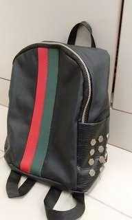 Bagpack Gucci inspired