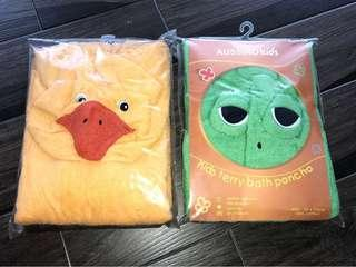 🚚 Hooded towels