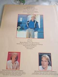 Richard-Clayderman Book for PIANO