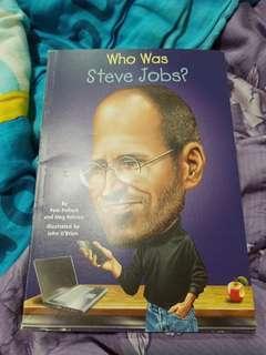 🚚 Who was Steve Job?
