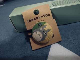 🚚 日本共和國龍貓髮圈
