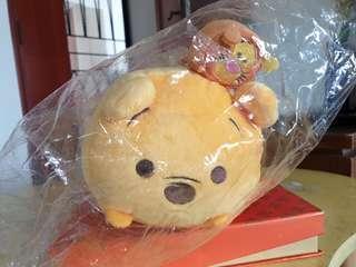 Brand New Tsum Tsum Winnie The Pooh Huggable