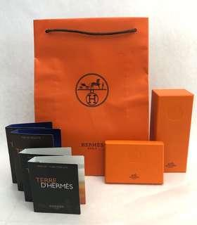 Hermés Cologne Samples - Limited