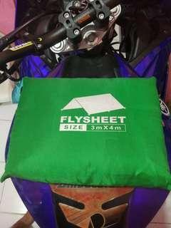 Flysheet 3mx4m flayseet fly sheet