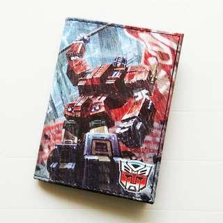 Transformers passport cover