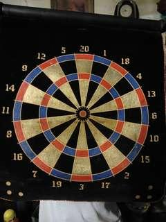 Darts game vintage collection