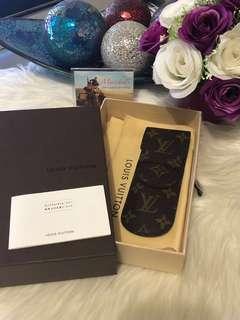 Louis Vuitton Etui Styro Pen Case Monogram