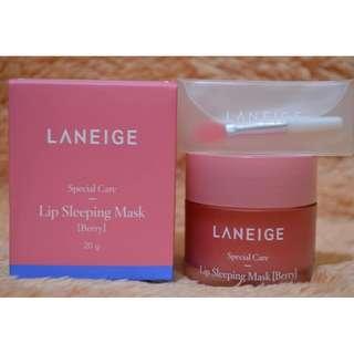 Laneige Lip Sleeping Mask (Berry) 20g