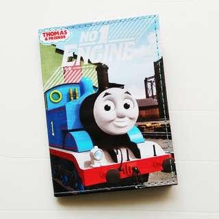 Thomas & Friends passport cover