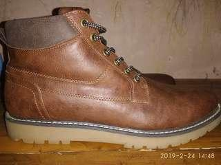 Sepatu Boots By PULL&BEAR