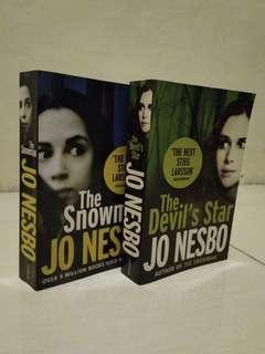 Bundle!  Jo Nesbo novels.