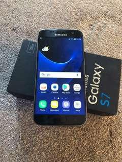 Original Samsung Galaxy S7 32GB black
