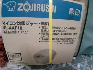 🚚 日本象印10人份電子鍋