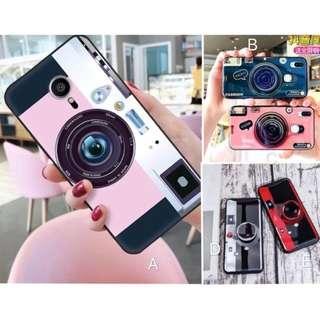 2 in 1 Camera Phone Case
