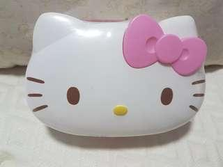 Hello kitty Wet wipes container