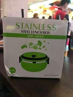 🚚 Stainless Steel Lunch Box