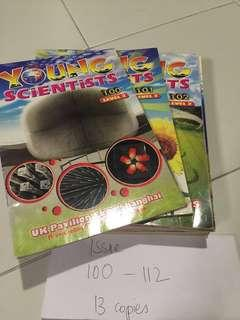 young Scientists level 2