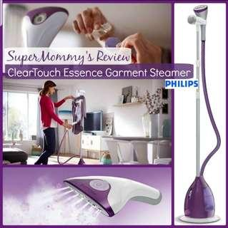 🚚 Philips NEW ClearTouch Essence Garment Steamer GC535/30