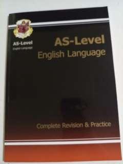 AS-Level English Language