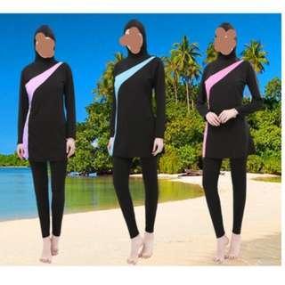 In Stock Modest Swim wear