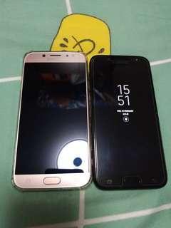 🚚 Samsung j7 pro 32gb 2 set