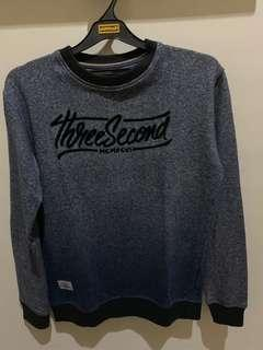 Sweater Crewneck Threesecond
