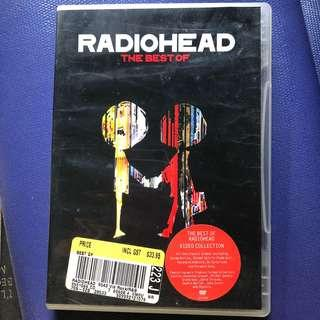 The Best of Radiohead DVD (Music Videos)