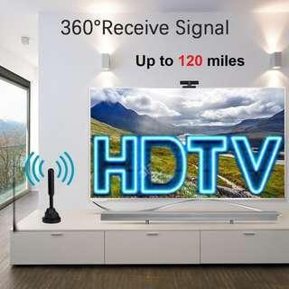 High Gain 30DBI Digital DVB-T2 Antenna