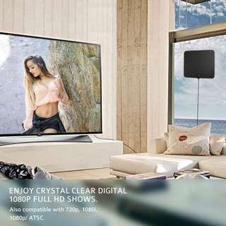 High Gain 25DBI Digital DVB-T2 TV Antenna