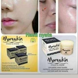 Moreskin clean n glow cream