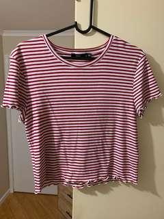 SPORTSGIRL striped t-shirt