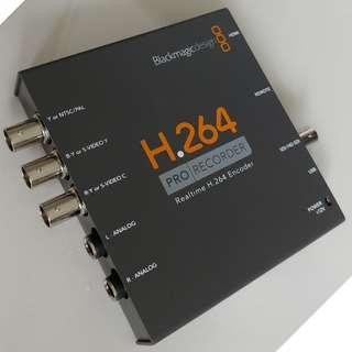 🚚 Blackmagic Design H.264 Pro Recorder