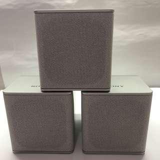 Sony Speaker 微型組合喇叭 三個 model SS-TS3