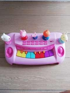 Piano Pepper Pig