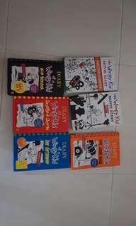 🚚 Diary of the Wimpy Kid (Hard Cover)