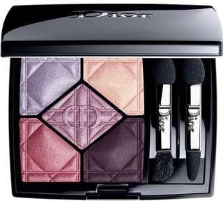 Dior 5 Couleurs eyeshadow palette Dior eyeshadow eye shadow #817 Dior眼影 Dior817