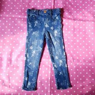 Mothercare Soft Denim Pants