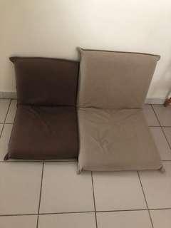🚚 Muji Floor Seats/Chairs