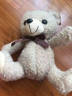 Brand New Bear Plushie