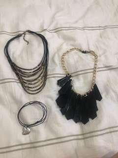 Bundle Necklace