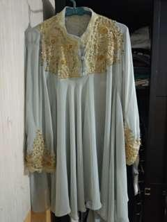 Blouse Payet Gold