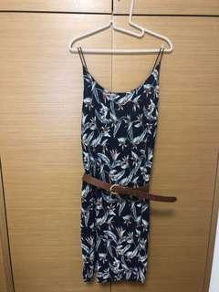 斯文裙 floral dress 花裙