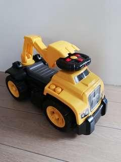 Toy Cat Truck, with truck sounds
