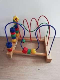 Toddler building block