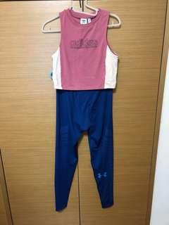 Adidas original 背心 衫