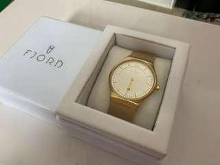 Fjord Gold Watch #SparkJoyChallenge